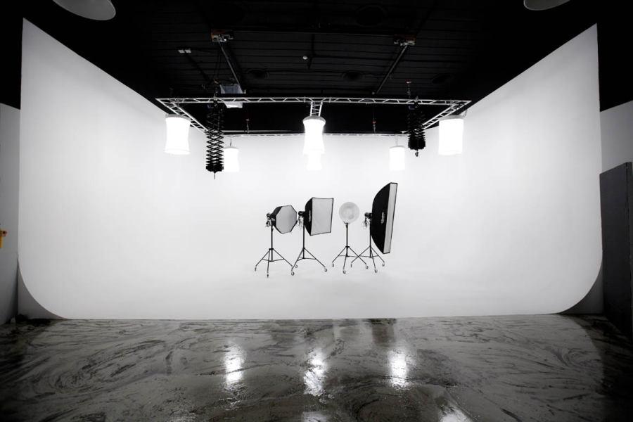 переключения как сделать циклораму для фотостудии этом