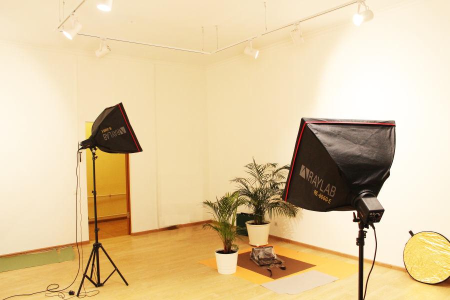 Примерное количество фотостудий в москве