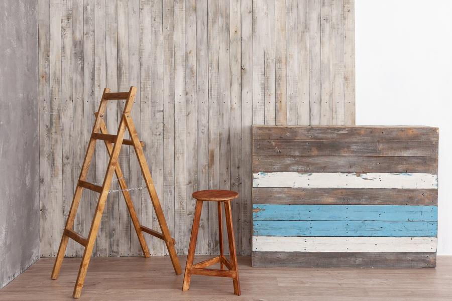 Фотостудия москва деревянная стена