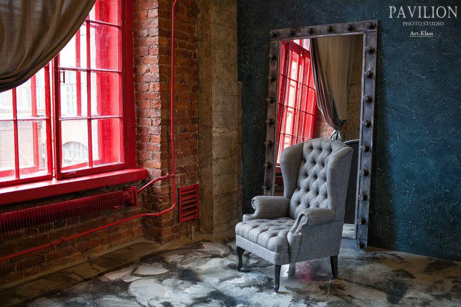 уважающий фотостудия необычные залы стенка горла
