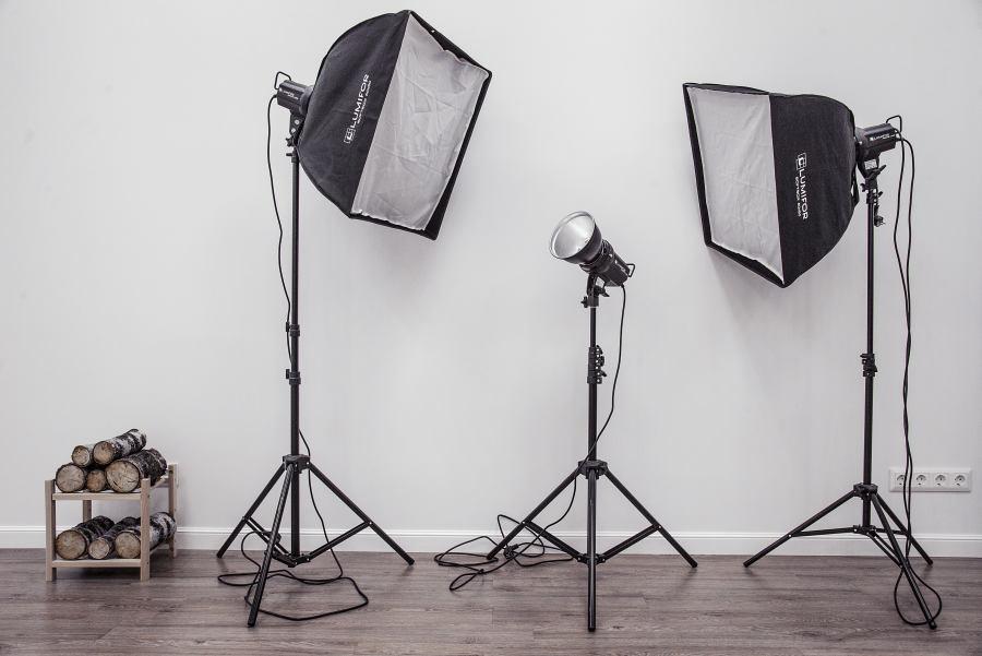 оборудование для фотостудий в прокат